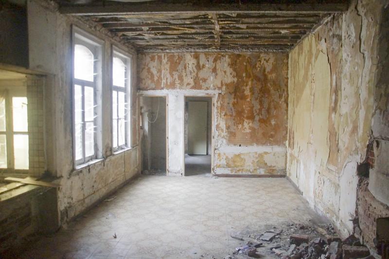 Rénovation-avant travaux
