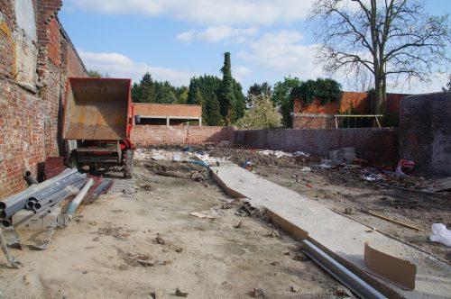 Après démolition